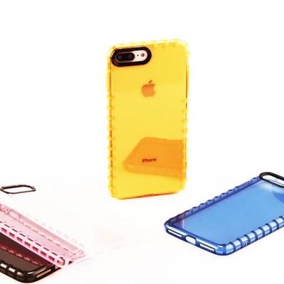 Apple iPhone 7 Plus 8 Plus Slip Proof Jelly Case