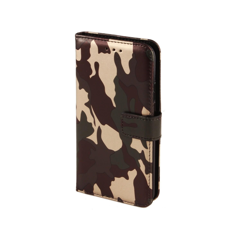 Samsung S10 Army Green Book Case