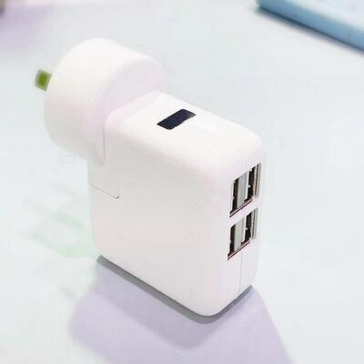 10W USB Power Adapter ( 4 Ports )