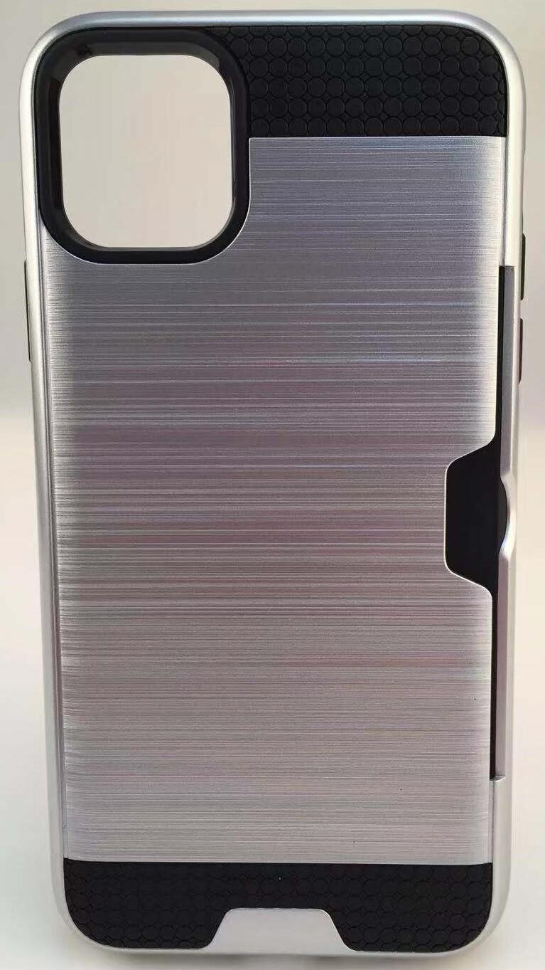 Apple iPhone 11 Pro (2019 5.8 inch) Tough Card Holder Back Case
