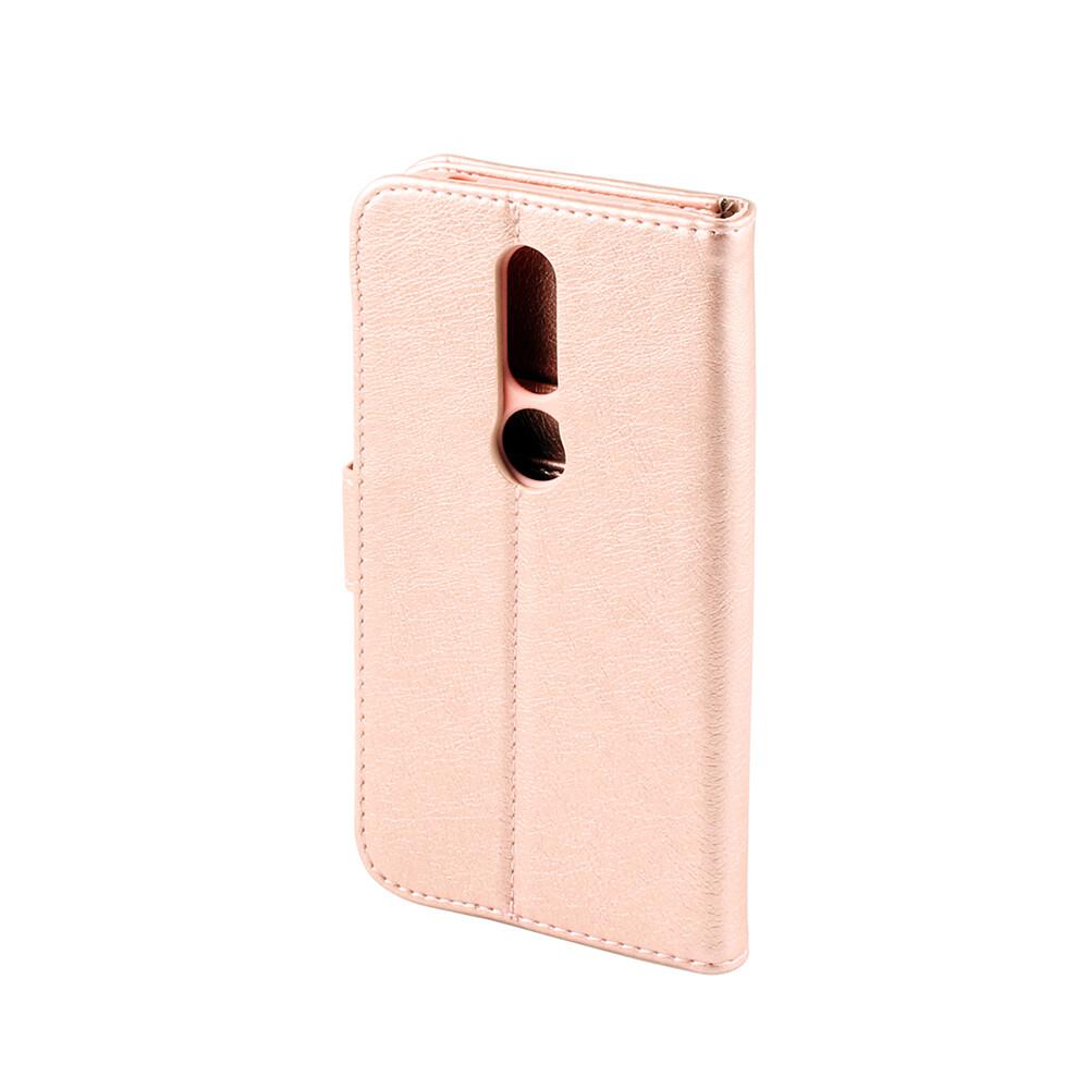Nokia 4.2 Fashion Plain Book Case