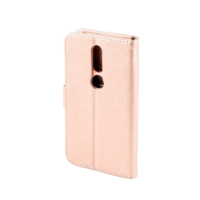 Nokia 4.2 Fashion Plain Book Case