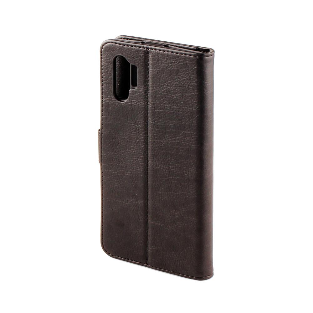 Samsung Note 10 Pro Fashion Plain Book Case