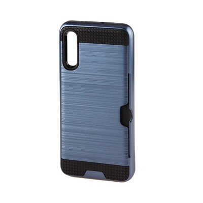 Samsung A50 Tough Card Holder Back Case