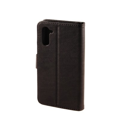 Samsung Note 10 Fashion Plain Book Case