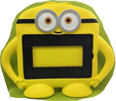 Apple iPad Mini 1 2 3 4  Minions Bumper Case