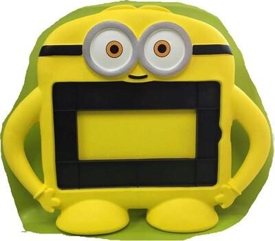 Apple iPad Mini 1 2 3 4  Minions Bumper Case