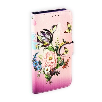 Samsung S10 Plus Art Printed Book Case