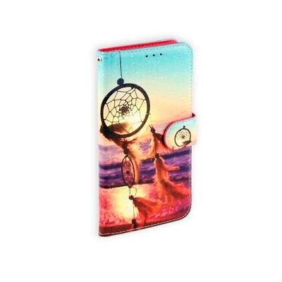 Samsung S10 Art Printed Book Case