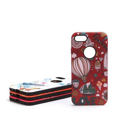 SamSung S5 3D Drops ShockProof Back Case