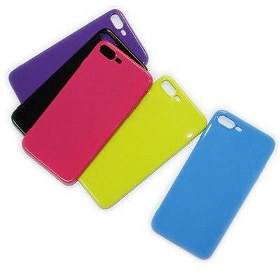 HTC One M7 Plain Jelly Case