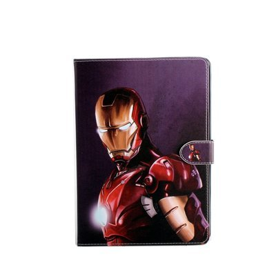 Apple iPad Mini 5 Printed Plain Book Case
