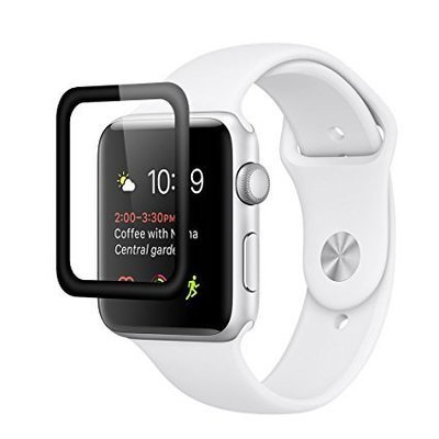 Apple Watch ( All Series ) 3D Full Glue Glass Screen Protector