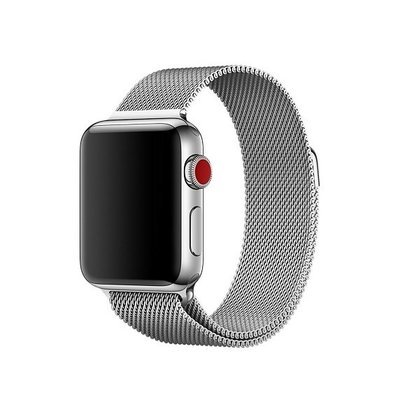 Apple Watch Milanese Loop Stainless Steel Band (42mm)