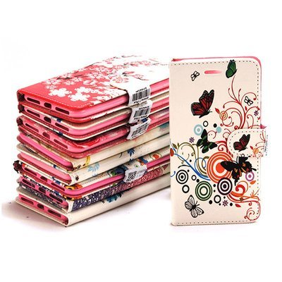 Apple iPhone 5c Printed Book Case ( Classic 6 )