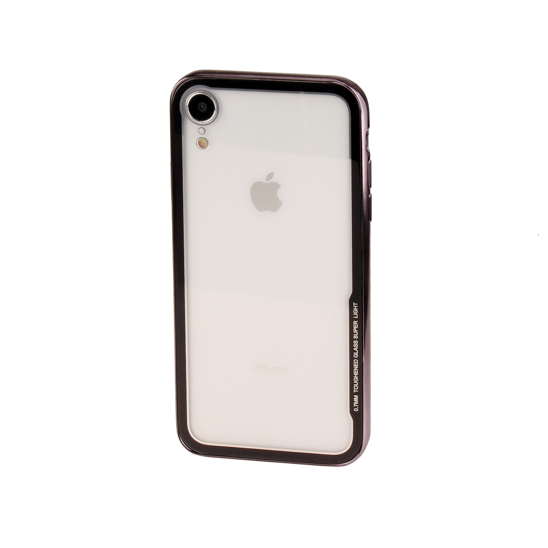 Apple iPhone 7 8 Toughened Glass Super Light Back Case