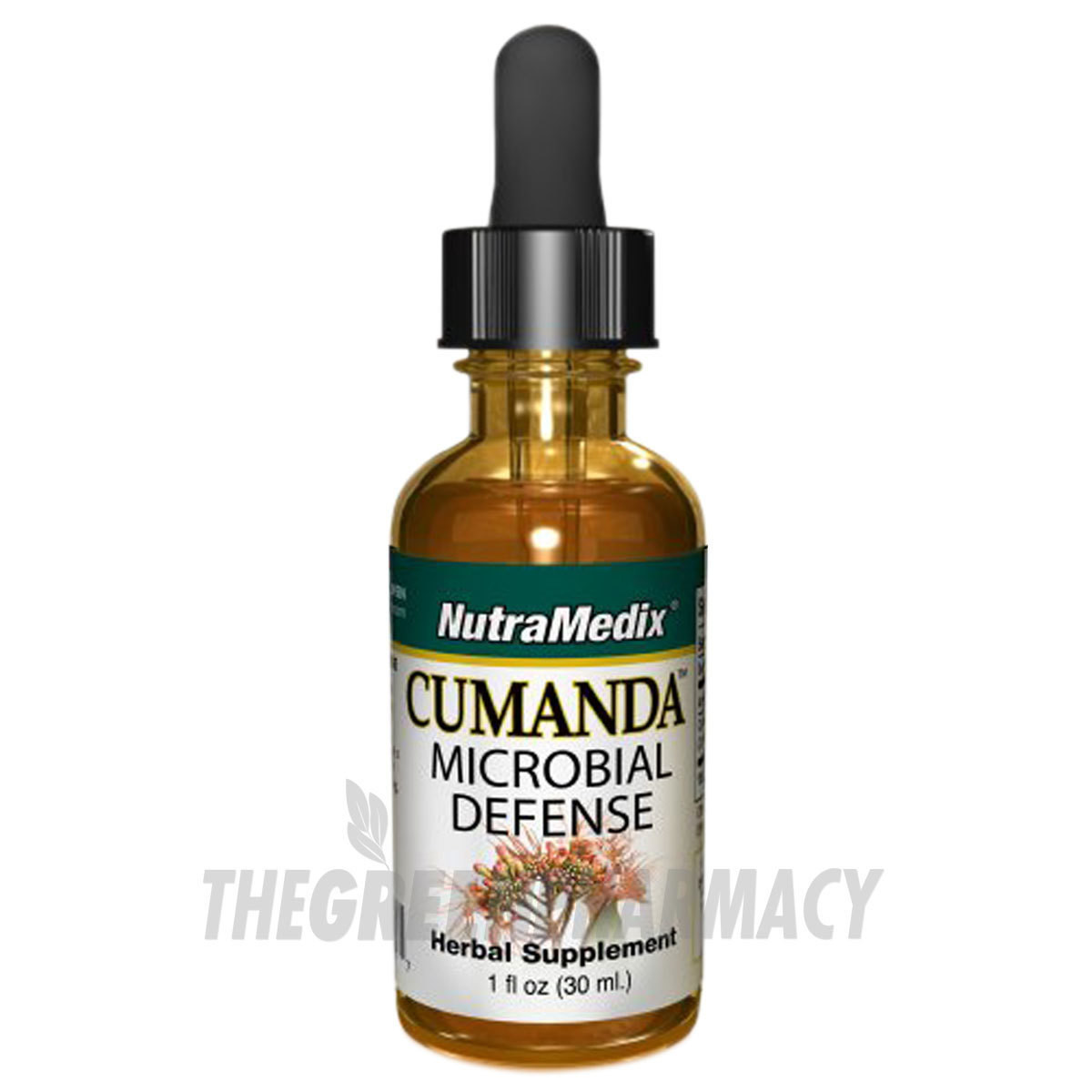 Cumanda Liquid Extract 1 oz.