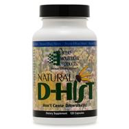 Natural D-Hist (large, 120 caps)