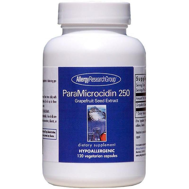 Paramicrocidin  (250 mg  120 Caps)