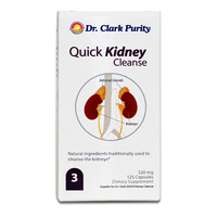 Quick Kidney Cleanse