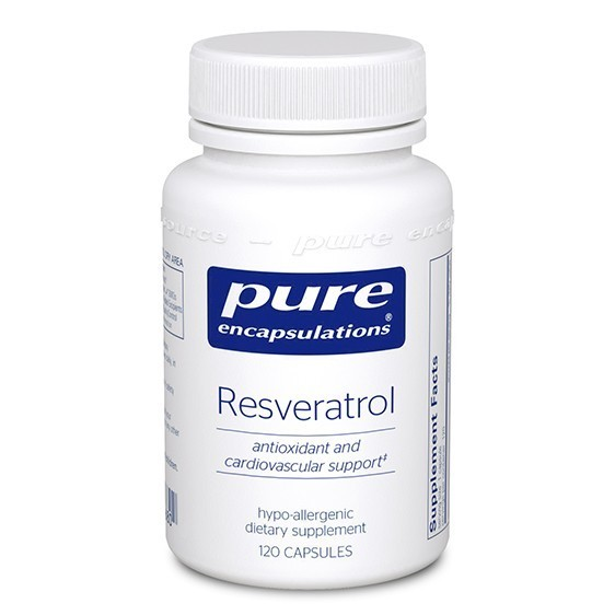 Resveratrol 200 mg. 120 caps