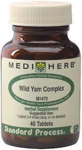 Wild Yam Complex 120 tabs