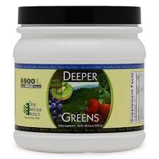 Deeper Greens 480 grams