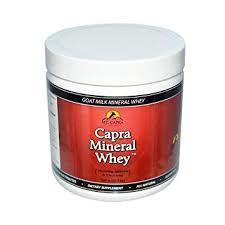 Capra Mineral Whey  360 grams.