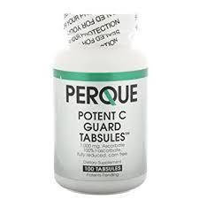 Potent C Guard Tabs (250)