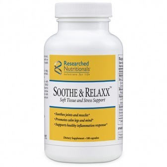 Soothe & Relax 180 caps