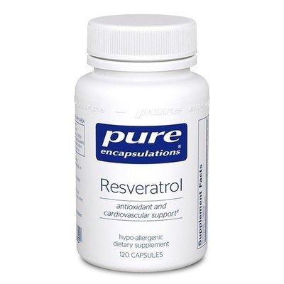 Resveratrol 200 mg. 120 caps