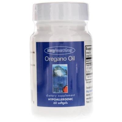 Oregano Oil 60 softgels