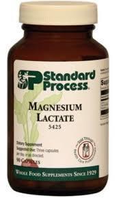 Magnesium Lactate (90 caps)