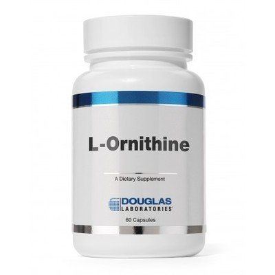 L-Ornithine 500mg 60 caps