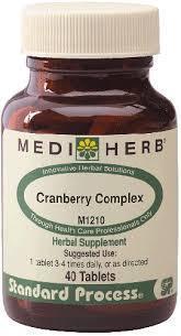 Cranberry Complex (40 tabs)