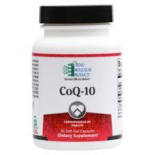 COQ-10 100ml.  60 caps