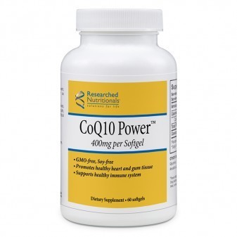 CO Q-10 Power 400mg. 60gels
