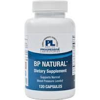 BP Natural 120 caps