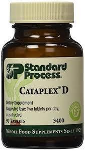 Cataplex D 180 Tabs