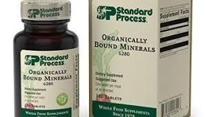 Organically Bound Minerals
