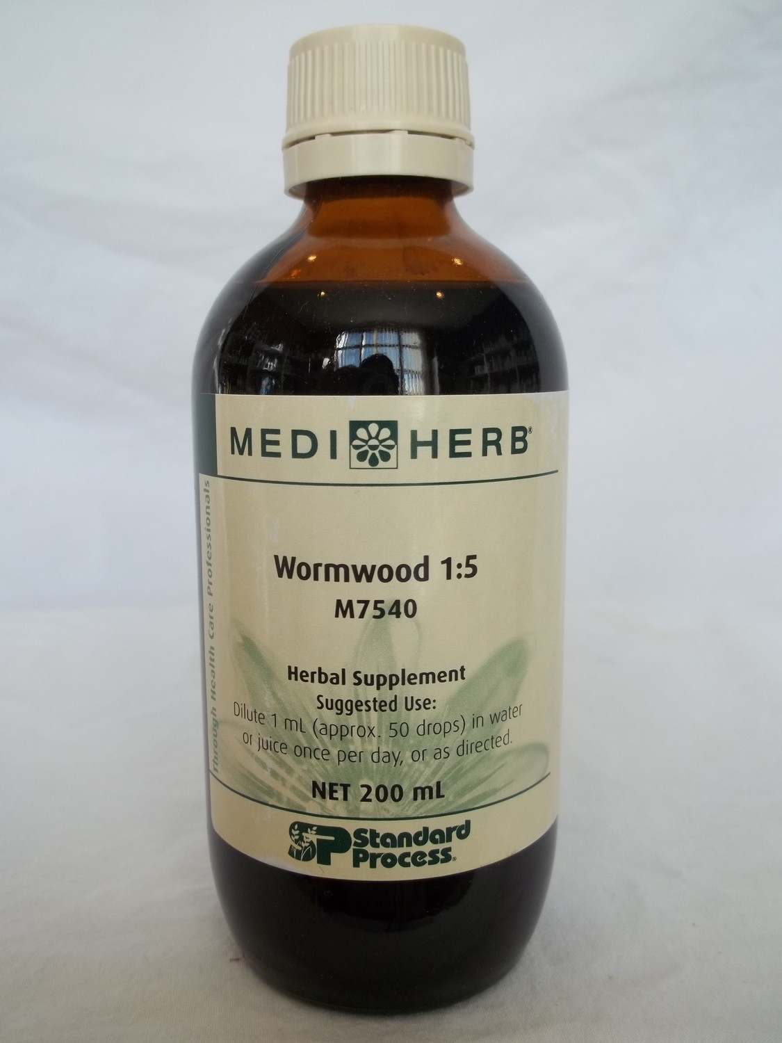 Wormwood   (1:5  200 mL)