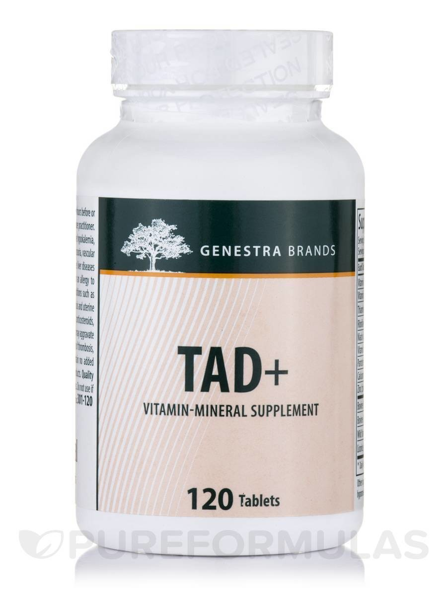 Tad + Adrenal Forte