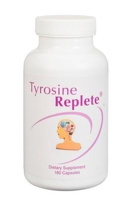 Tyrosine Replete 180 capsules