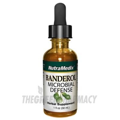 Banderol Liquid Extract 1 oz.