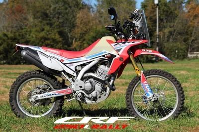 Crf250l Rally Crf250l Rally