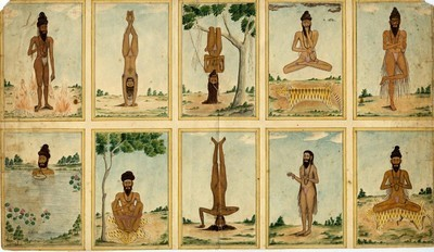 AUDIO - Meaning of the word yoga