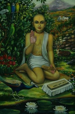 AUDIO - Interpretation of the fundamental principles of Vedanta by schools of Vedanta and Jiva Gosvami