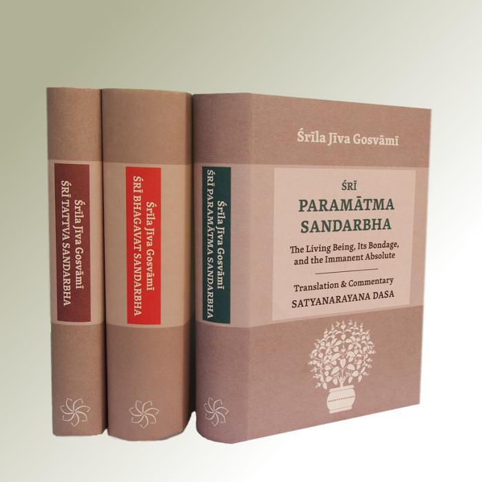 Tattva, Bhagavat and Paramatma Sandarbha together only 3xS