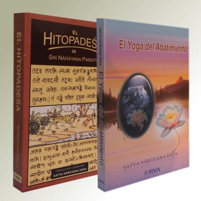 Lote El Hitopadesa-El yoga del abatimiento (Spanish)