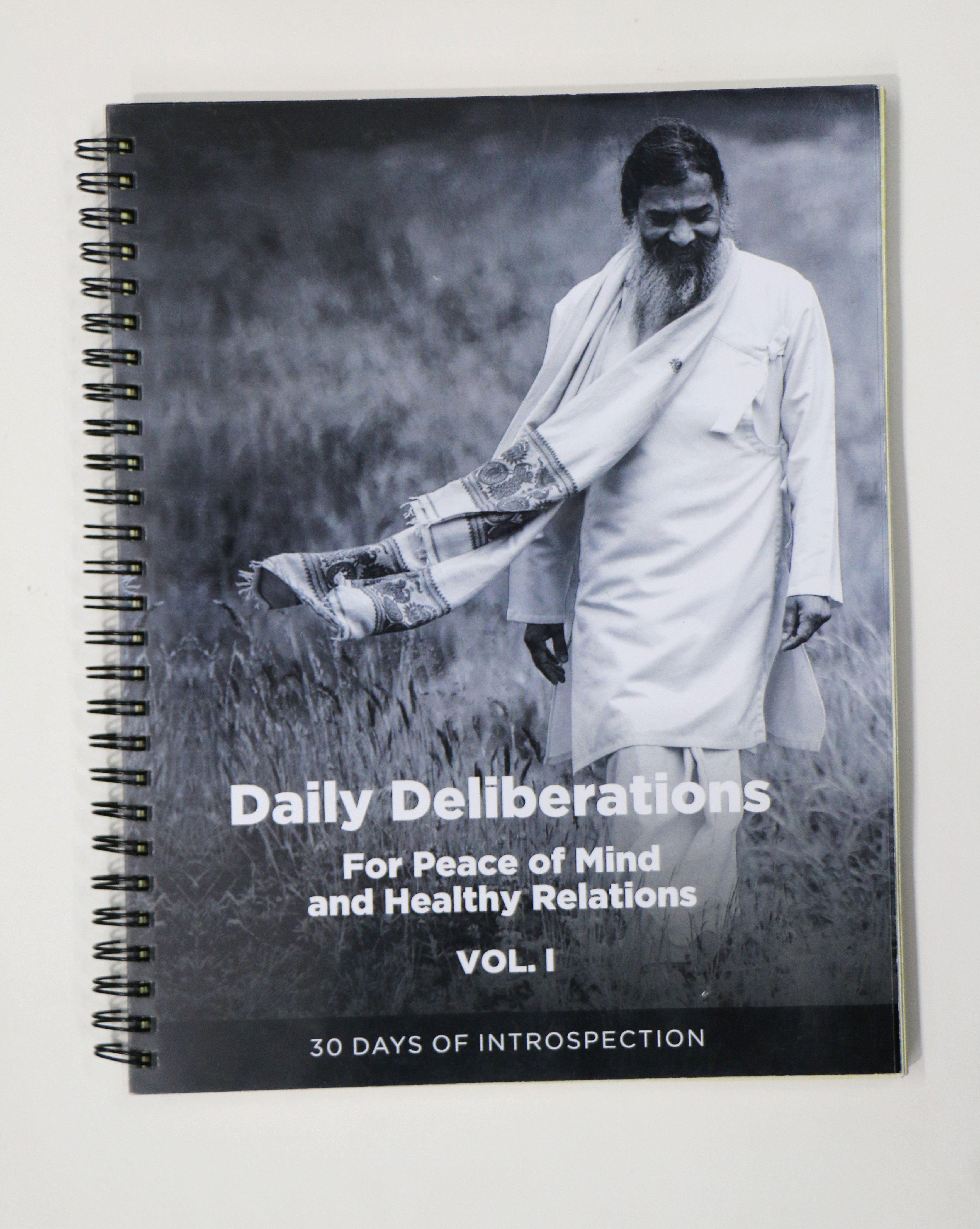 Babaji's Daily Deliberations Vol. I                      (ONLY FOR India) BDD